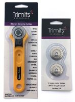 <!--046-->Trimits 28mm Rotary Cutter and/or Replacement Blades