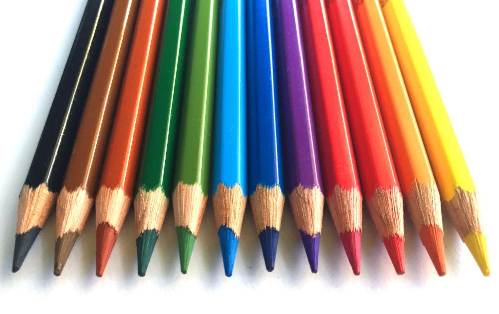 <!--001-->Coloured Pencils