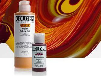 Golden Fluid Acrylics 30ml - from