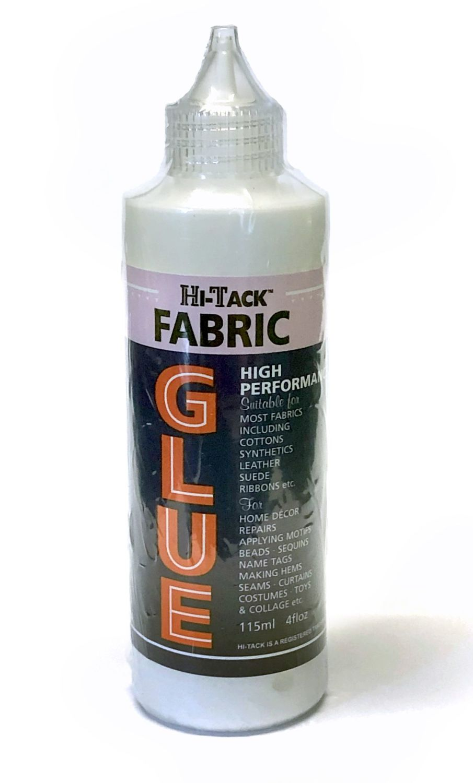 Hi-Tack Fabric Glue 115ml