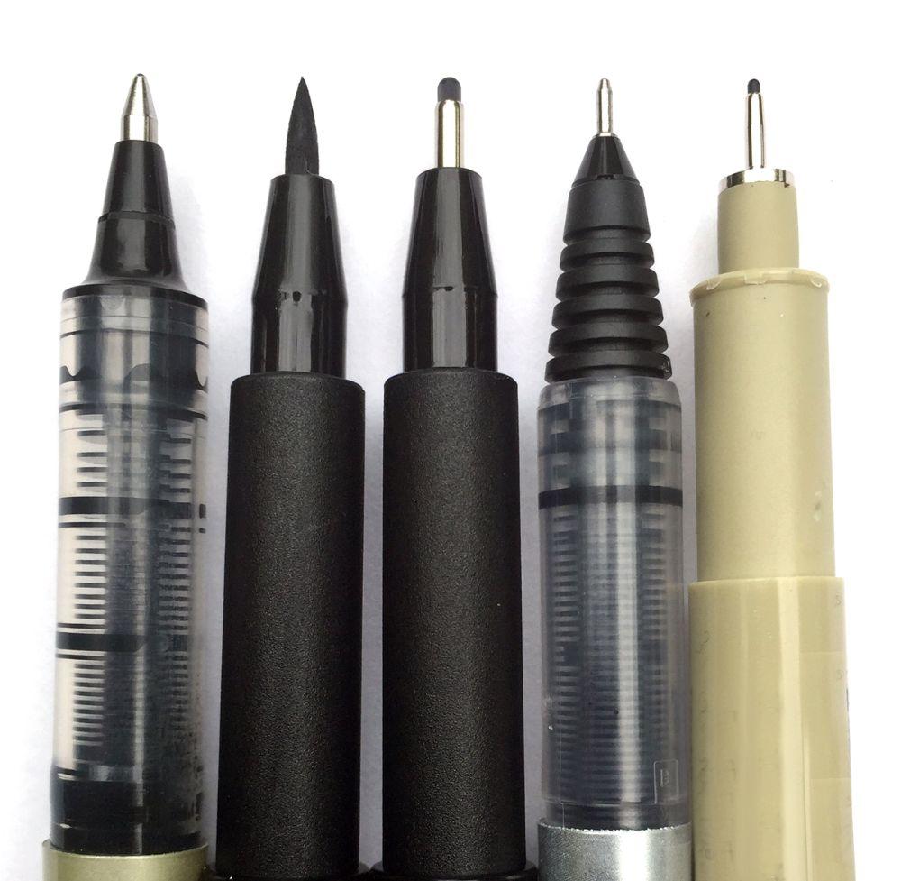 <!--006-->Sketching Pens