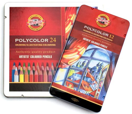 Polycolor Pencils