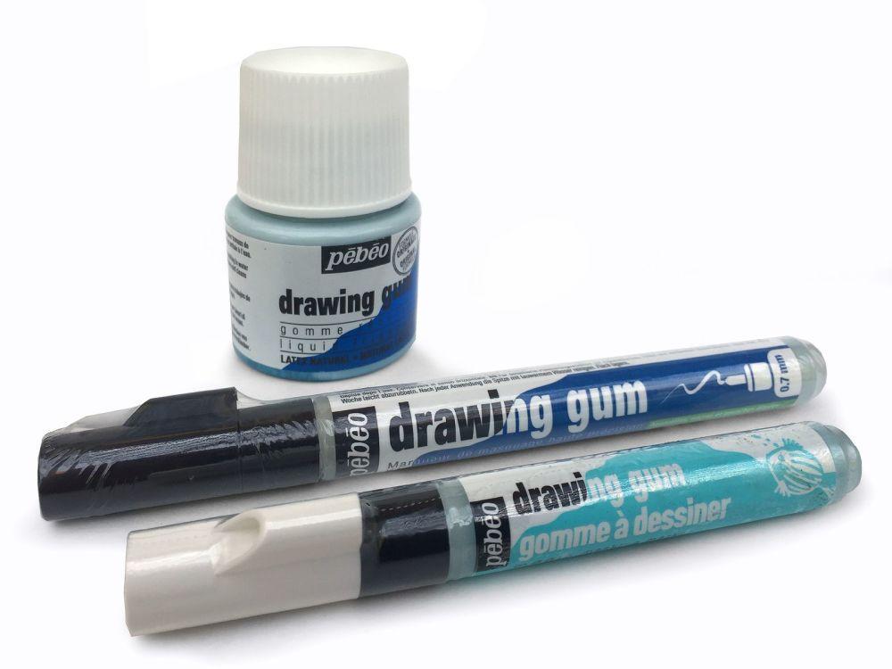 Masking Fluid - Pebeo Drawing Gum