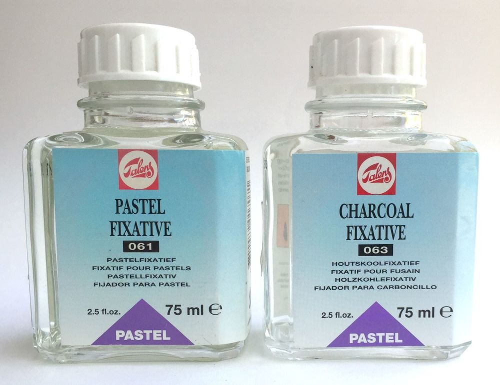 Fixatives for Pastel & Charcoal 75ml