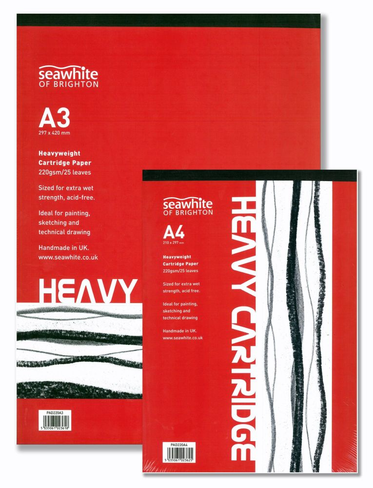 Seawhite Heavy Cartridge Pad
