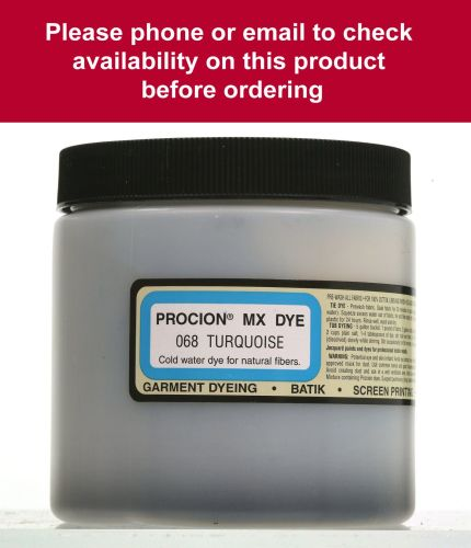 Jacquard Procion MX Dye 227g INDIVIDUAL PRICES FROM: