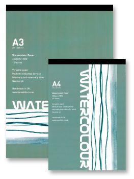 Seawhite Watercolour Pad