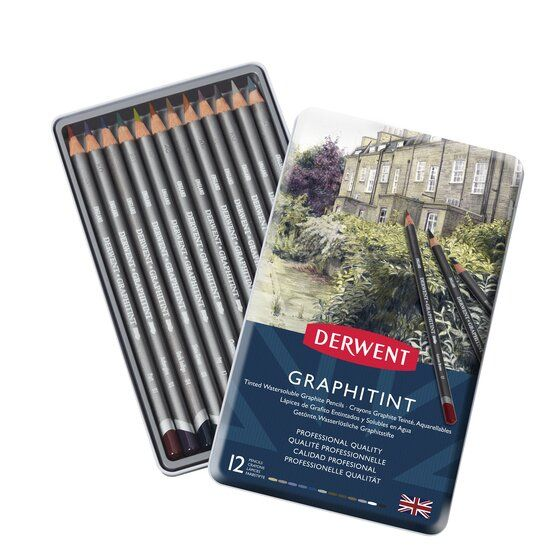 Derwent Watersoluble Graphitint. Prices from -