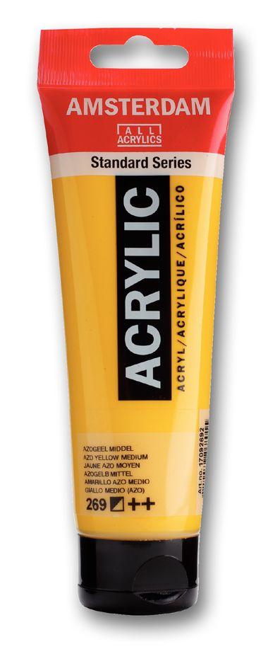 Amsterdam Standard Acrylic 120ml tube