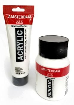 AMSTERDAM Standard Acrylic - Large Whites