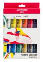 <!--014-->AMSTERDAM Acrylic Standard Series Set 12x20ml
