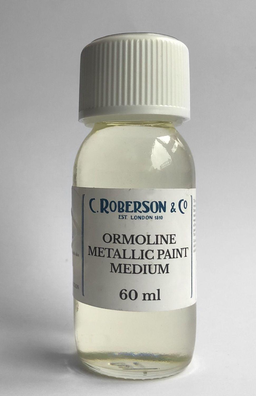 Ormoline Metallic Paint Medium 60ml