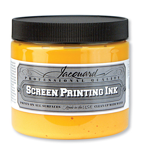 Jacquard Professional Screenprint Inks 473ml