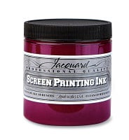 <!--001-->Jacquard Professional Screenprint Inks 118ml