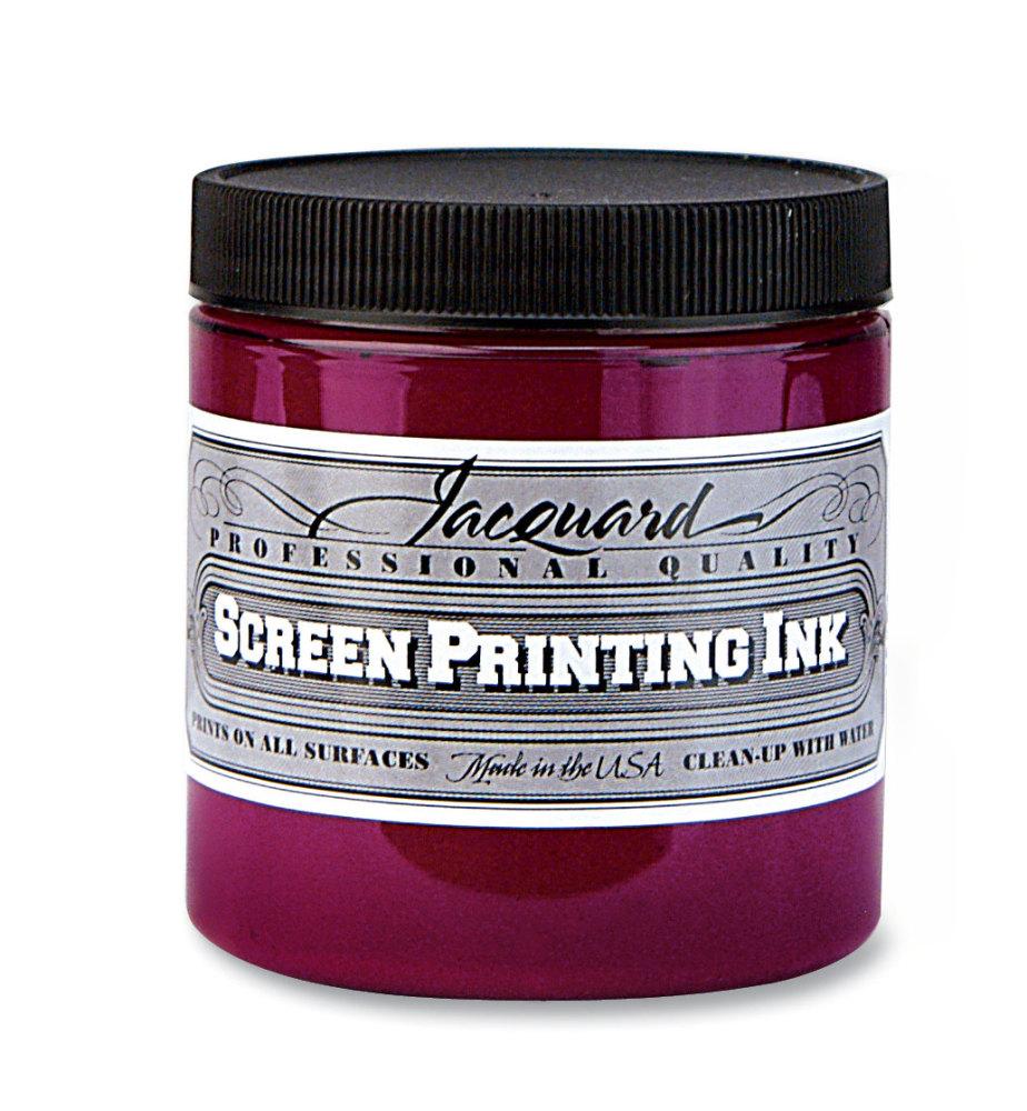 Jacquard Professional Screenprint Inks 118ml