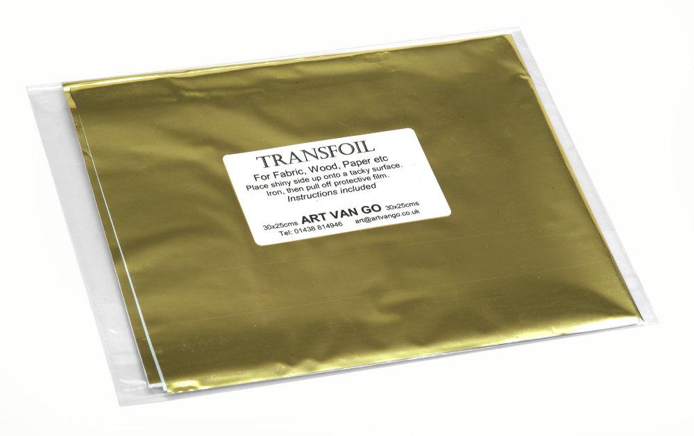 Transfoil Sheets 25 x 30cm