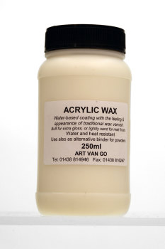 Art Van Go Acrylic Wax 250ml