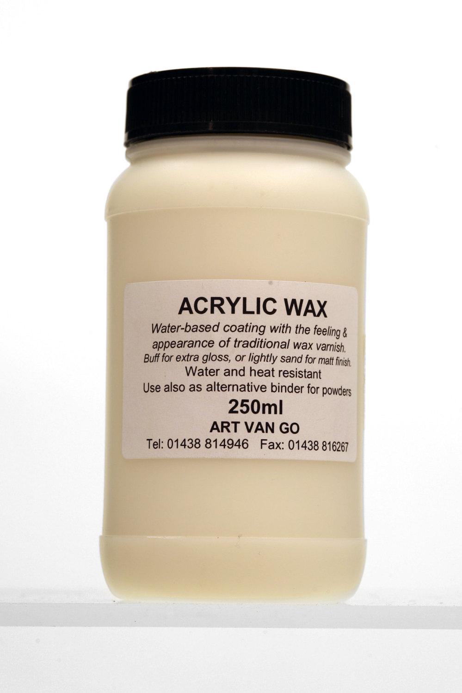 Art Van Go Acrylic Wax 250ml