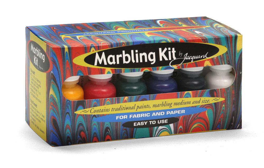 Jacquard Marbling Kit