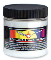 Dorland's Wax Medium 4oz