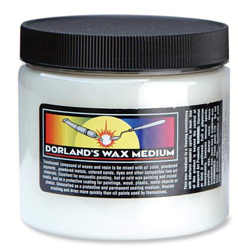 Dorland's Wax Medium 16oz