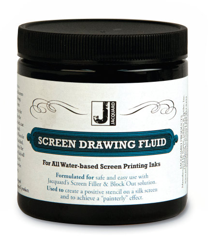 Jacquard Screen Drawing Fluid 118ml