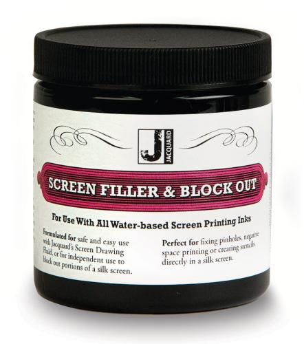 Jacquard Screen Filler & Block Out 236ml