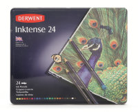 <!--017-->Derwent Inktense pencils 24 Set