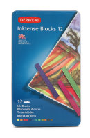 Derwent Inktense Blocks 12 set