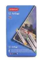 Derwent Artbar 12 set