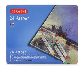 Derwent Artbar 24 set