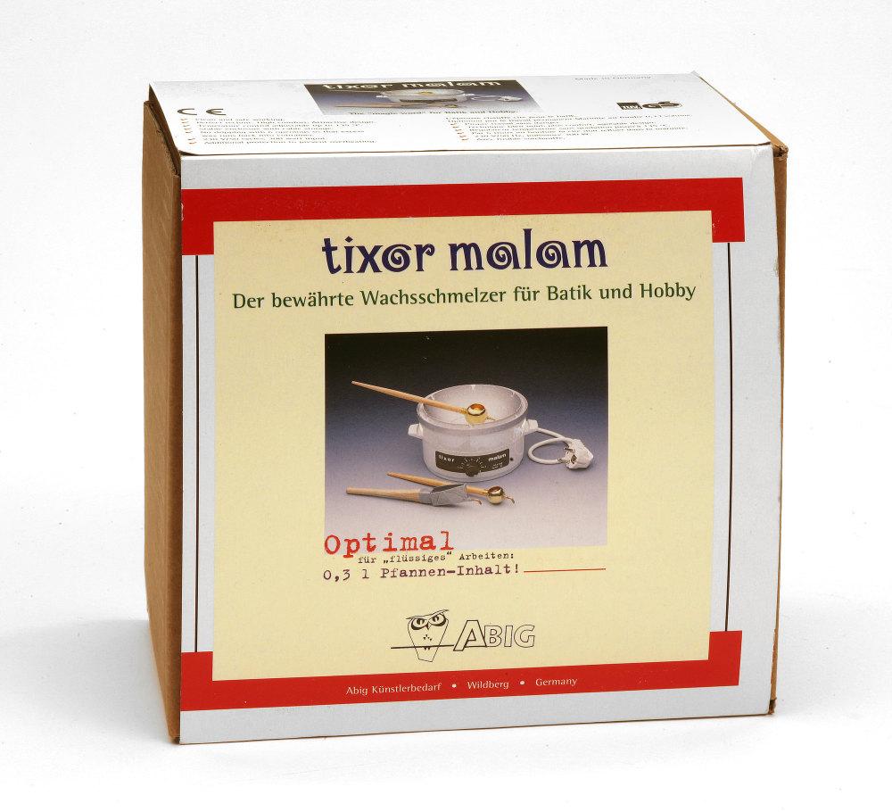 Tixor Malam Wax Pot