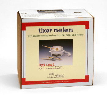 Tixor Malam Wax Pot