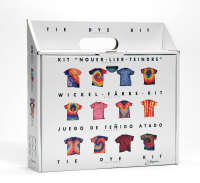 Large Tie Dye Kit inc DVD