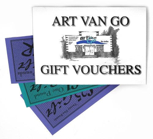 Art Van Go Gift Vouchers