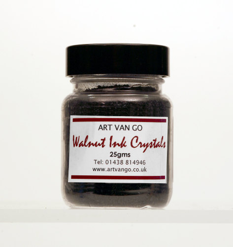 Walnut Ink Crystals