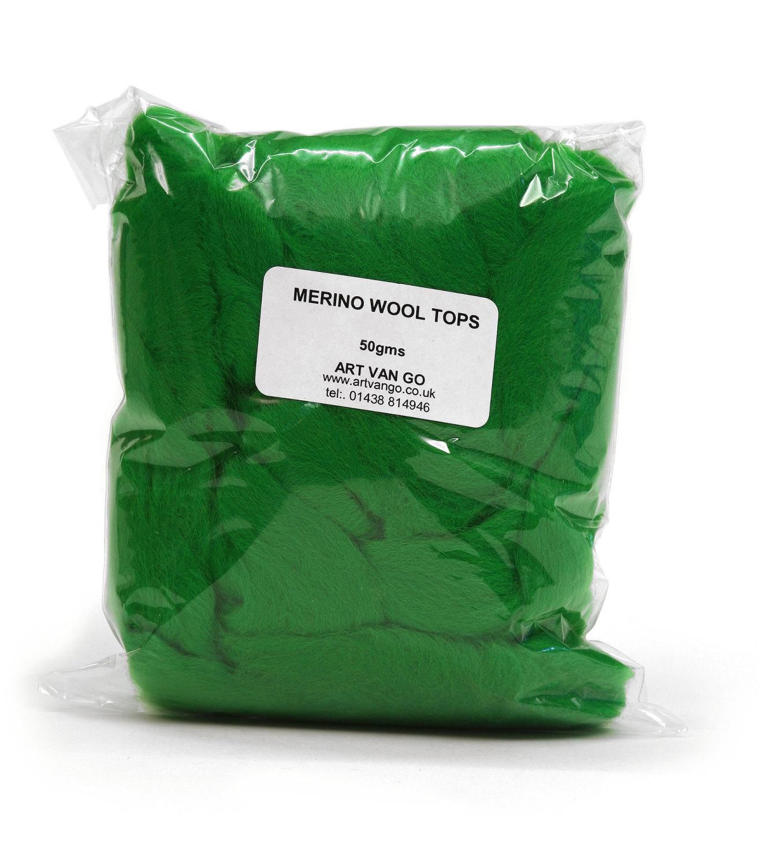 Merino Wool Tops 50g