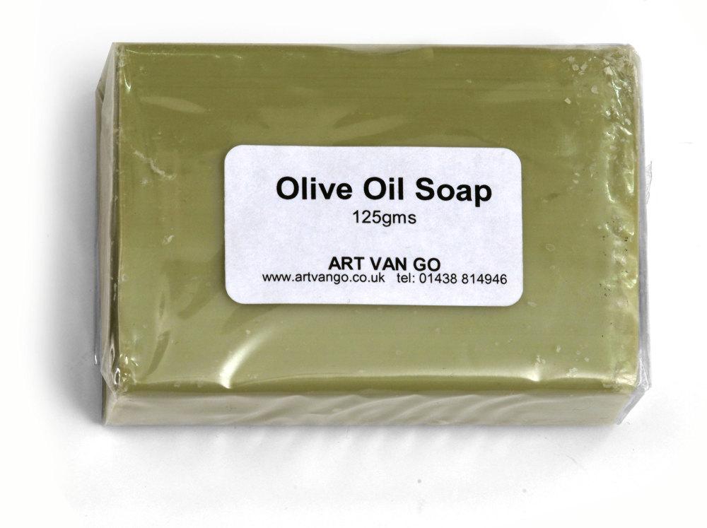 Felting Olive Oil Soap