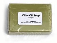 Felting Olive Oil Soap