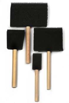 Foam Brushes INDIVIDUAL PRICES FROM: