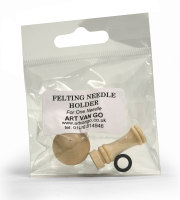 <!--004-->Felting Needle Holder - Single Needle