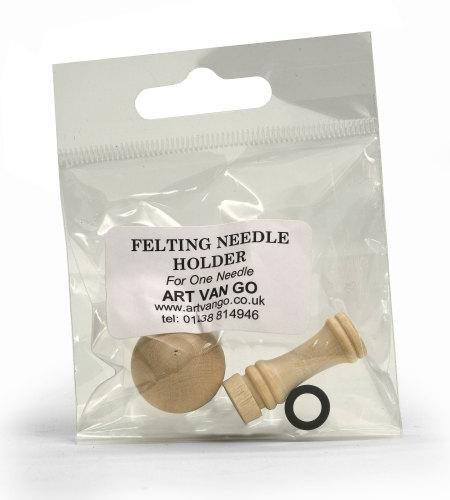 Felting Needle Holder - Single Needle