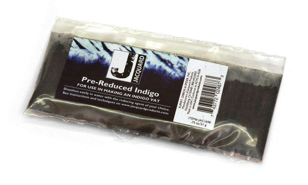 Jacquard Pre-Reduced Indigo