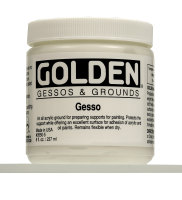 <!--003-->Golden Gesso 237ml