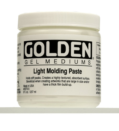 Golden Light Molding Paste 237ml