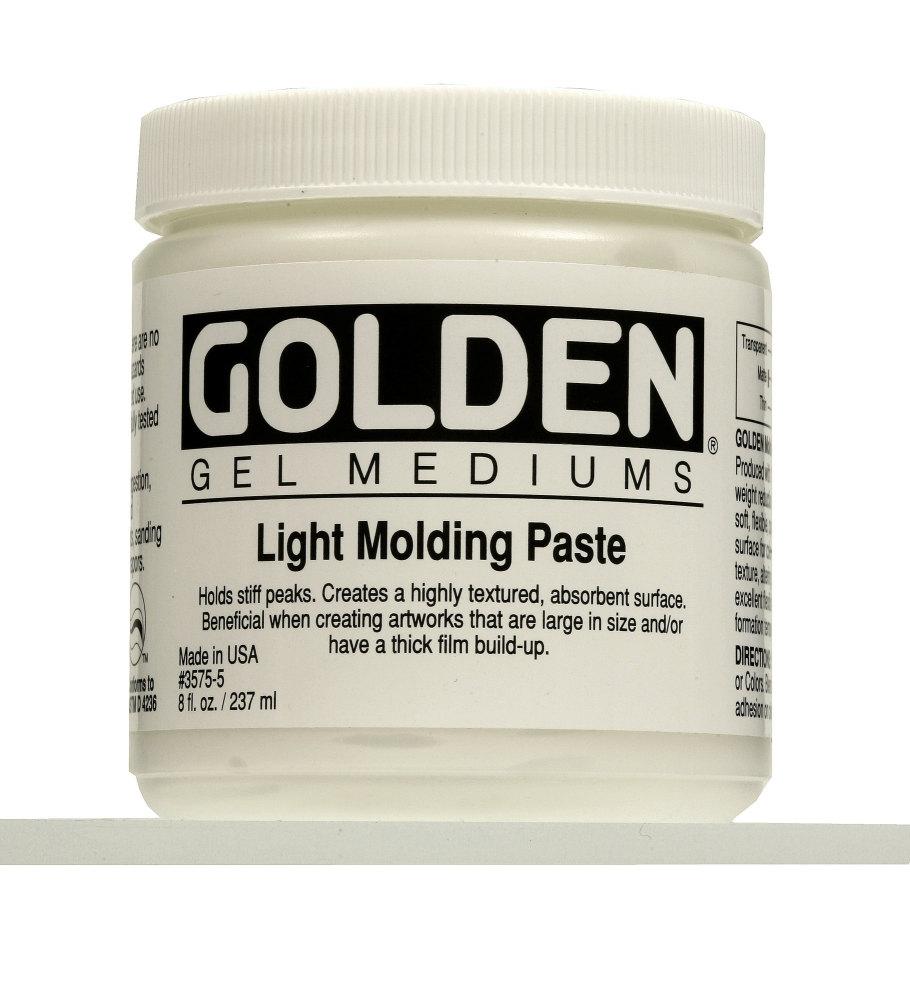 Golden Light Molding Paste 237ml