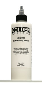 Golden GAC900 Fabric Painting Medium 237ml