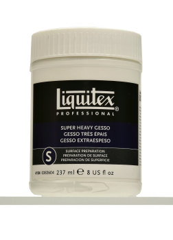Liquitex Super Heavy Gesso