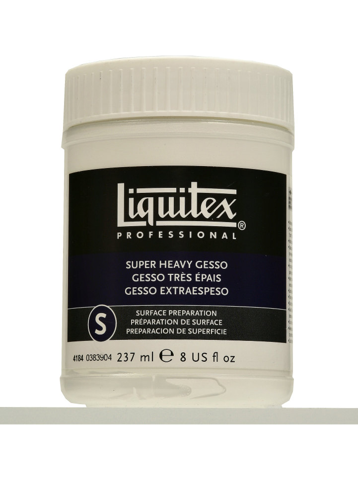 Liquitex Super Heavy Gesso 237ml