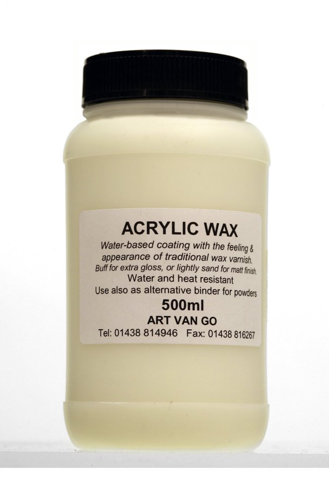 Art Van Go Acrylic Wax 500ml